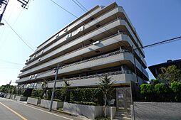 クレサージュ松戸六高台[6階]の外観