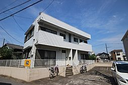 早川コーポ 201[2階]の外観