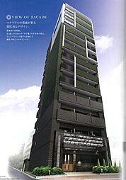 プレサンス上前津フィット[3階]の外観