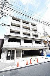 京都府京都市上京区鏡石町の賃貸マンションの外観