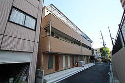 京阪交野線 宮之阪駅 徒歩5分の賃貸アパート