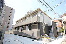 メルベイユ南太田[201号室]の外観