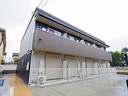 ローゼル東小金井[2階]の外観
