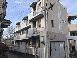 ベルトピア新松戸[2階]の外観