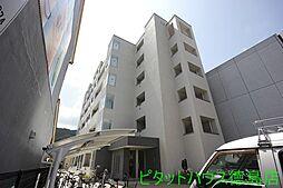 徳島県徳島市佐古七番町の賃貸マンションの外観