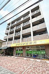 広島県広島市東区光が丘の賃貸マンションの外観