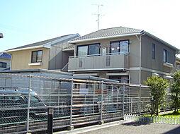兵庫県伊丹市平松3丁目の賃貸アパートの外観