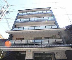 京都府京都市下京区上珠数屋町の賃貸マンションの外観