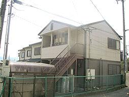 大阪府和泉市池田下町の賃貸アパートの外観