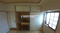 ふぁみーゆ勝山[3階]の間取り