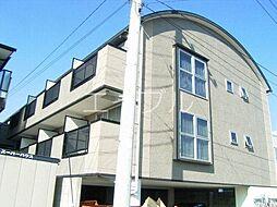 貳室邸マンション[3階]の外観