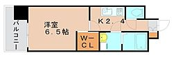 ウェルブライト博多[10階]の間取り