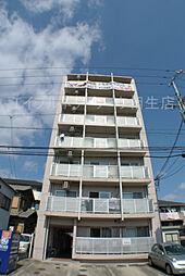 O-4マンション[501号室]の外観