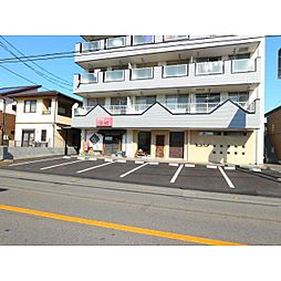 静岡県静岡市駿河区曲金3丁目の賃貸マンションの外観