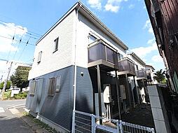 [テラスハウス] 千葉県千葉市若葉区小倉台4丁目 の賃貸【/】の外観