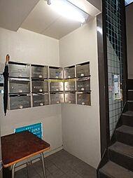 レジデンスKFC[2階]の外観