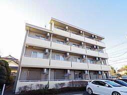 パインバフソノ[3階]の外観