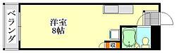 ストーンフィールドNo.3[7階]の間取り