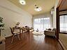 室内にソファやテーブルを入れました。,3LDK,面積61.88m2,価格1,380万円,JR武蔵野線 東浦和駅 徒歩20分,,埼玉県川口市柳崎2丁目