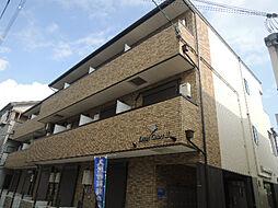 大阪府大阪市生野区巽西3丁目の賃貸アパートの外観
