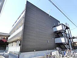 千葉県船橋市湊町1丁目の賃貸マンションの外観