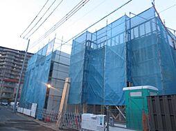 (仮)フラッツ蔵 ANNEX 北館[2階]の外観