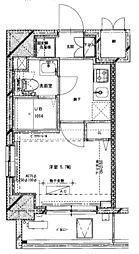 (仮称)川崎藤崎3丁目マンション[301号室]の間取り
