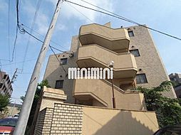 三松ハイツ[3階]の外観
