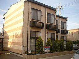 兵庫県西宮市段上町3丁目の賃貸アパートの外観