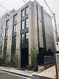 LAPiS渋谷本町[201号室]の外観