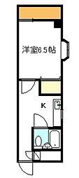 セレクション松島[3階]の間取り