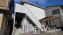 ビレッヂ近藤[210号室]の外観