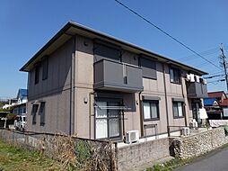 三重県四日市市坂部が丘3丁目の賃貸アパートの外観