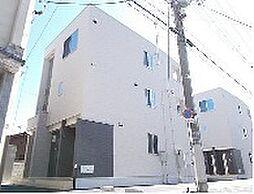 群馬県伊勢崎市緑町の賃貸アパートの外観