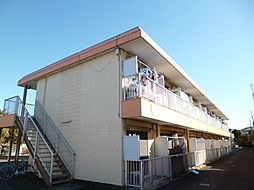 東京都昭島市福島町3丁目の賃貸マンションの外観