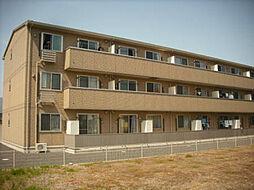 アヴァンツアーレ B棟[3階]の外観