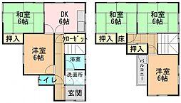 関西本線 王寺駅 徒歩15分