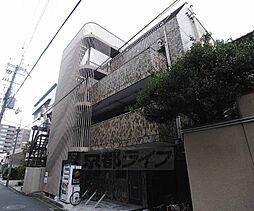 京都府京都市上京区黒門通一条上る弾正町の賃貸マンションの外観