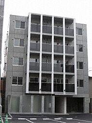 北海道札幌市北区北二十二条西3丁目の賃貸マンションの外観
