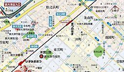 松ノ浜グリーンハイツ[B-202号室]の外観