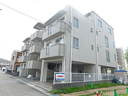 兵庫県姫路市白浜町宇佐崎北1丁目の賃貸マンションの外観