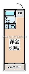 ビガーポリス東大阪 ロータスマンション[3階]の間取り