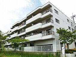 伊奈OCマンション[402号室]の外観