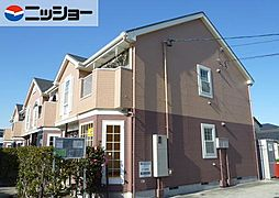 愛知県海部郡大治町大字西條字弥勒の賃貸アパートの外観