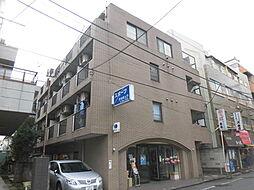 メルカード武蔵新城[3階]の外観