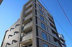 ガーデンヒルズ柿ノ木坂[1階]の外観