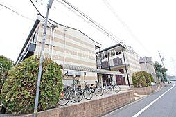 東京都足立区東伊興2丁目の賃貸アパートの外観