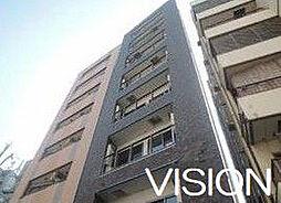 東京都荒川区東日暮里5丁目の賃貸マンションの外観