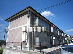 三重県名張市鴻之台1番町の賃貸アパートの外観