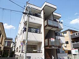 埼玉県川口市上青木西3丁目の賃貸マンションの外観